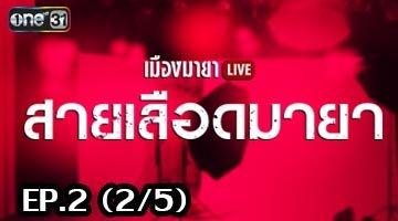 สายเลือดมายา | เมืองมายา LIVE (สายเลือดมายา) | EP.2 (2/5)