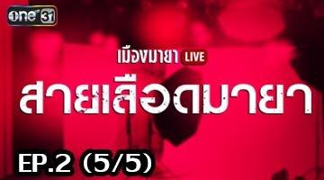 สายเลือดมายา | เมืองมายา LIVE (สายเลือดมายา) | EP.2 (5/5)
