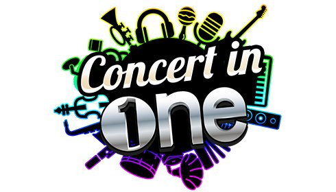 CONCERT IN one
